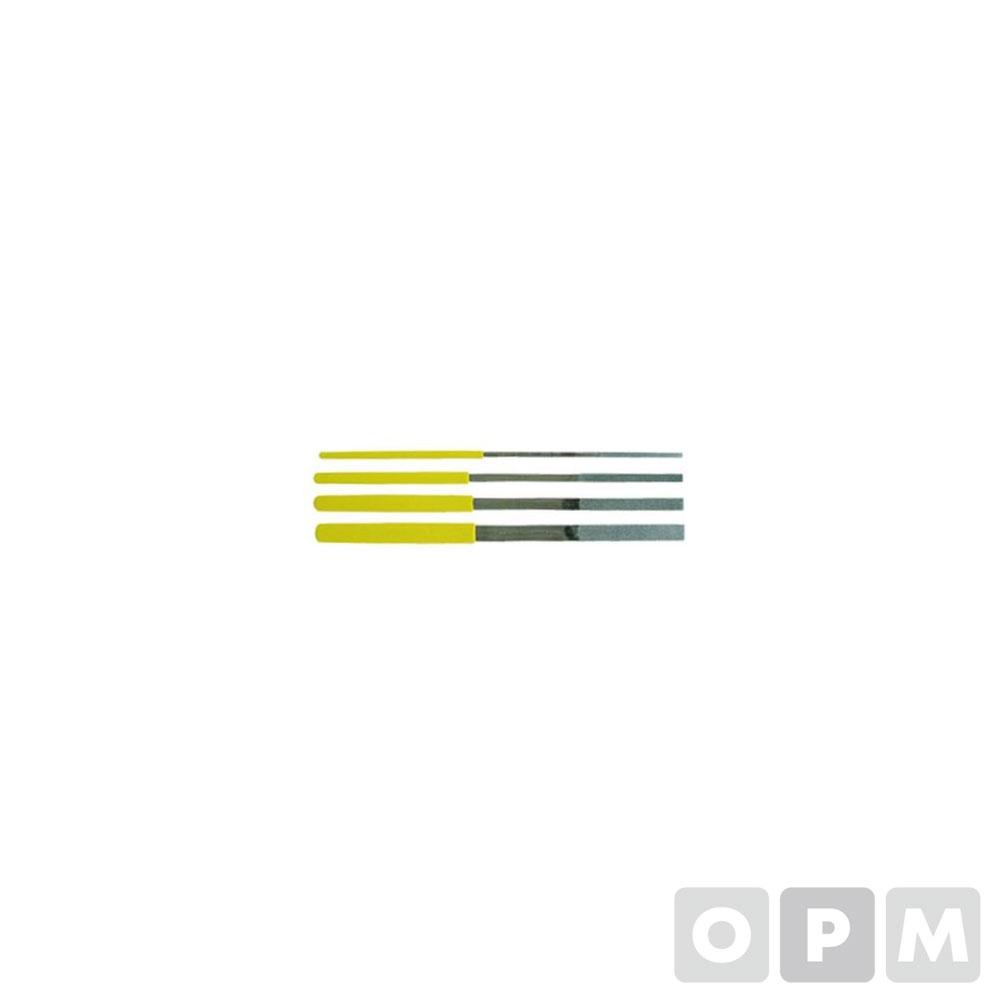 다이아몬드 핸드 테퍼파일 FT-08V(핸들o) #400(10개)