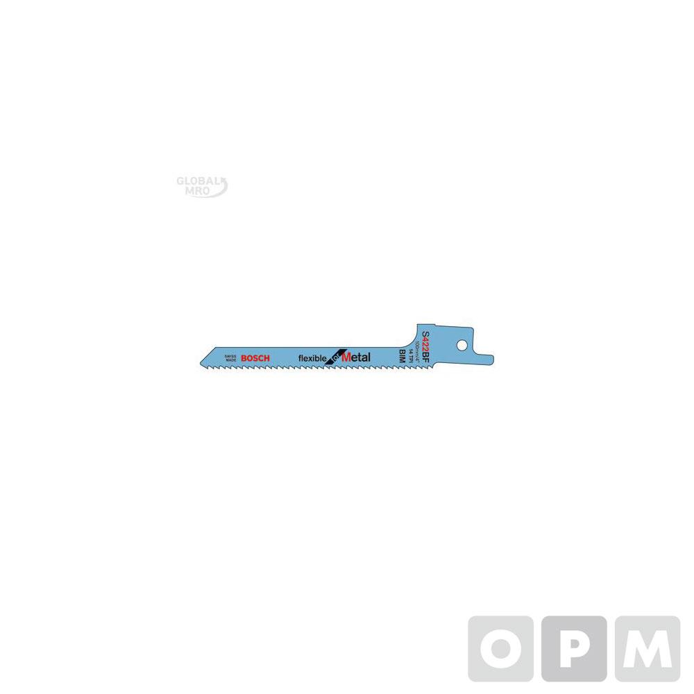 보쉬 직컷쏘날 철재용컷쏘날 S-422BF(철) 1SET