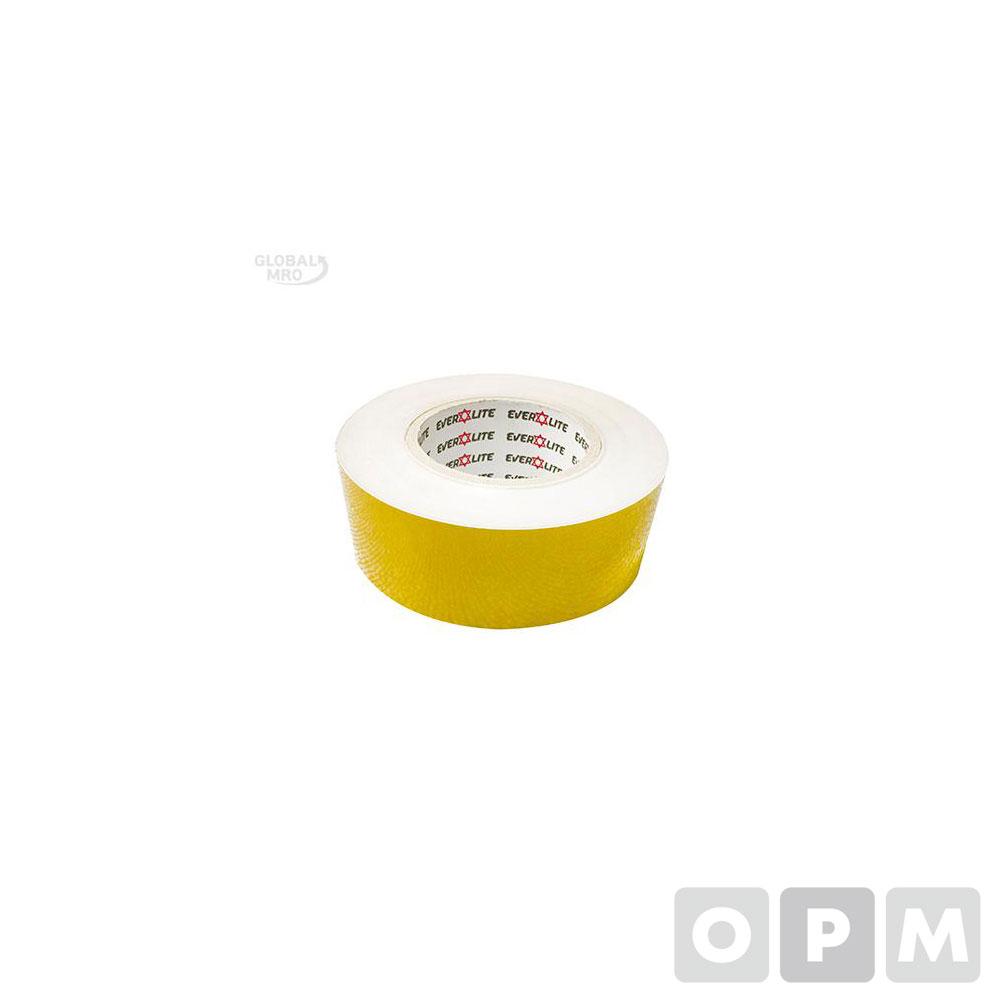 에버라이트 일반반사테이프 황색 50x45.7M 1EA