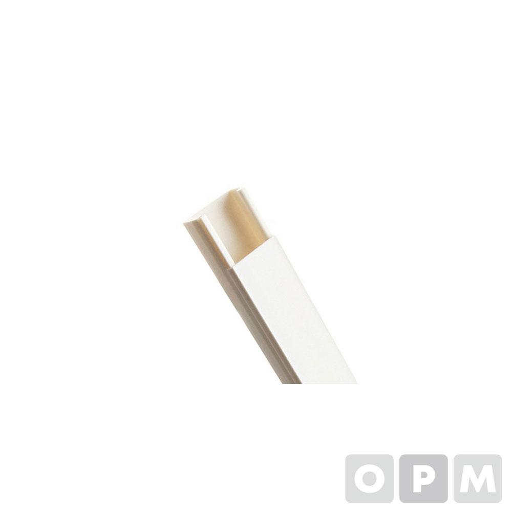 아트사인 전선몰딩 (사각/흰색) 중 22x1000mm/ 2개입
