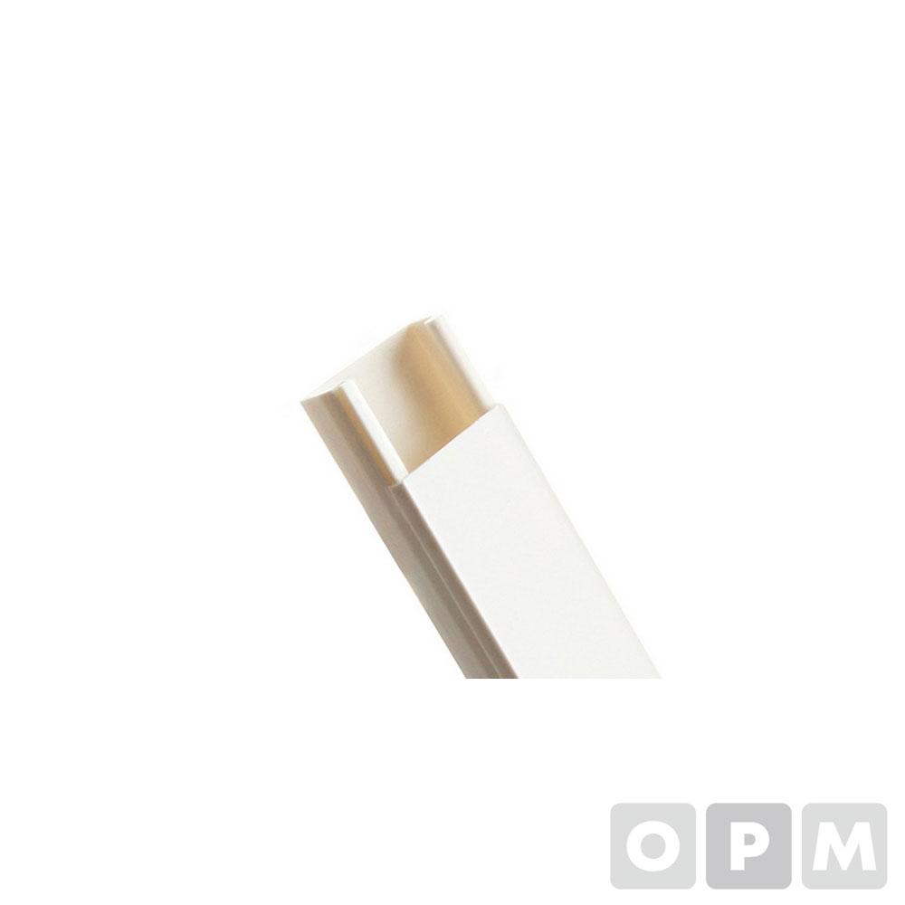 아트사인 전선몰딩 (사각/흰색) 대 26x1000mm/ 2개입