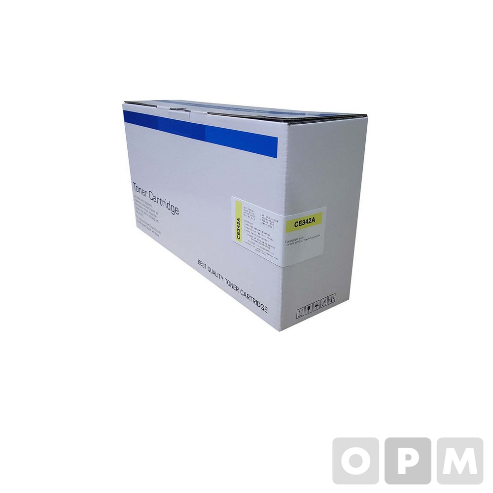 재생토너(HP-CE342/노랑)