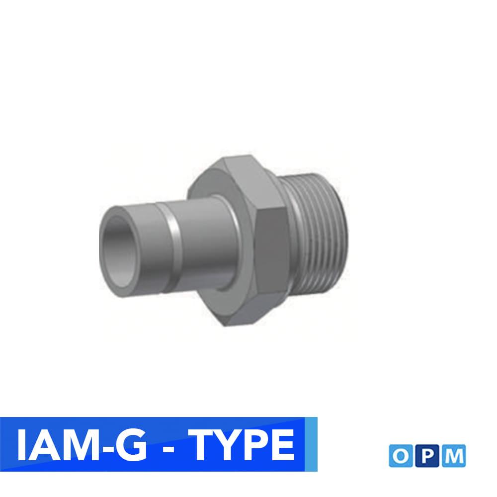 스텐 락카플러 316 IAM 16-16G
