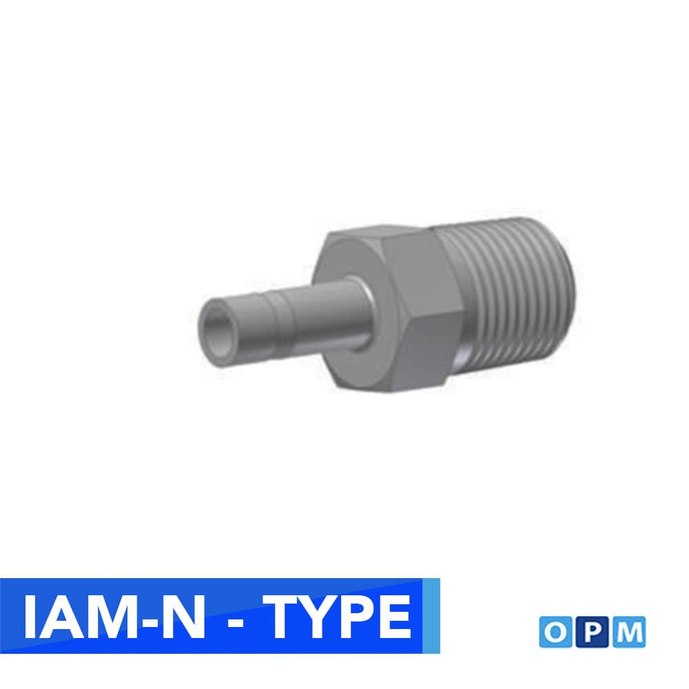 스텐 락카플러 316 IAM 16-16