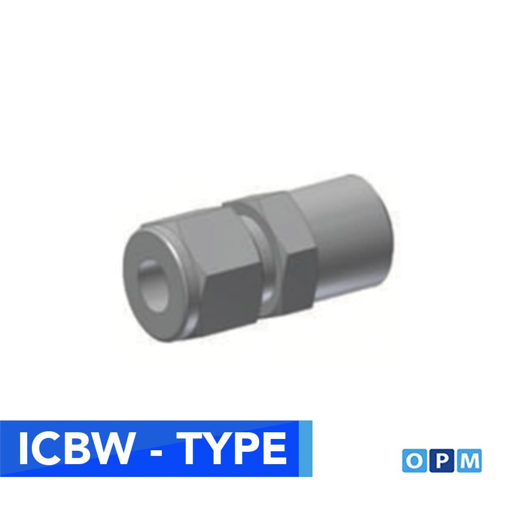스텐 락카플러 316 ICBW 16-16P