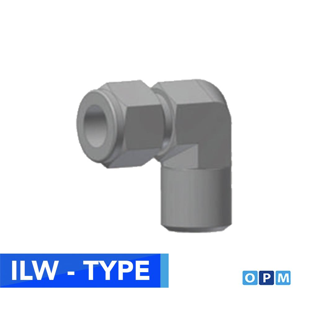 스텐 락카플러 316 ILW 16-16