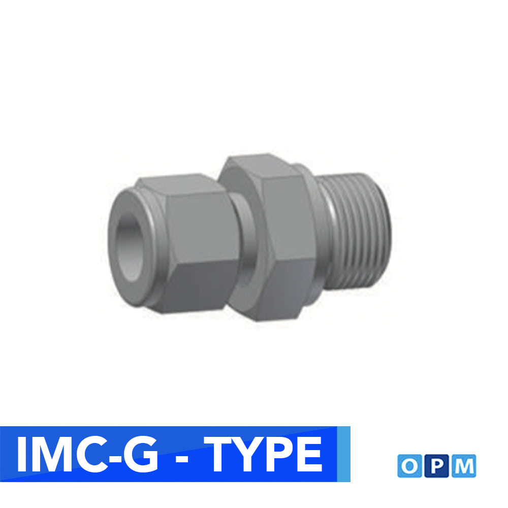 스텐 락카플러 316 IMC-G 16-16G