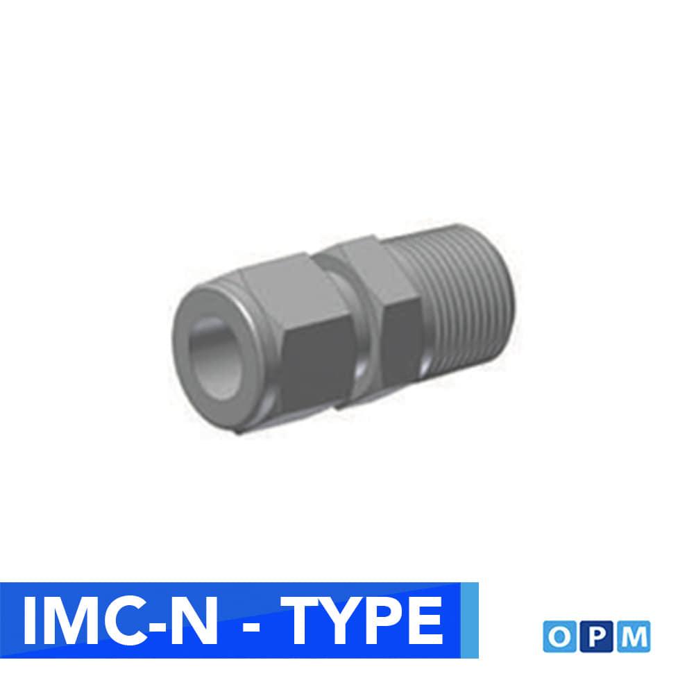 스텐 락카플러 316 IMC-N 16-16