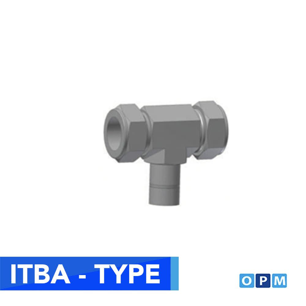 스텐 락카플러 316 ITBA-16