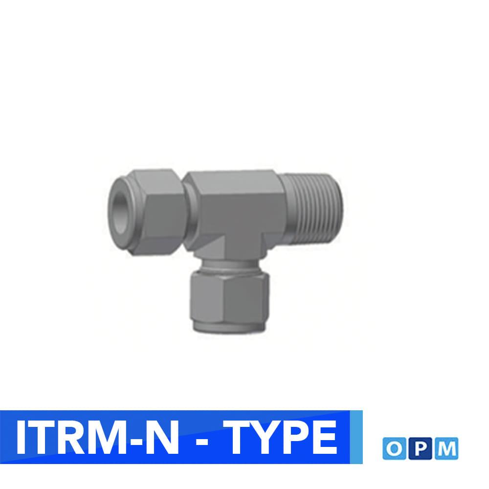 스텐 락카플러 316 ITRM-N 16-16
