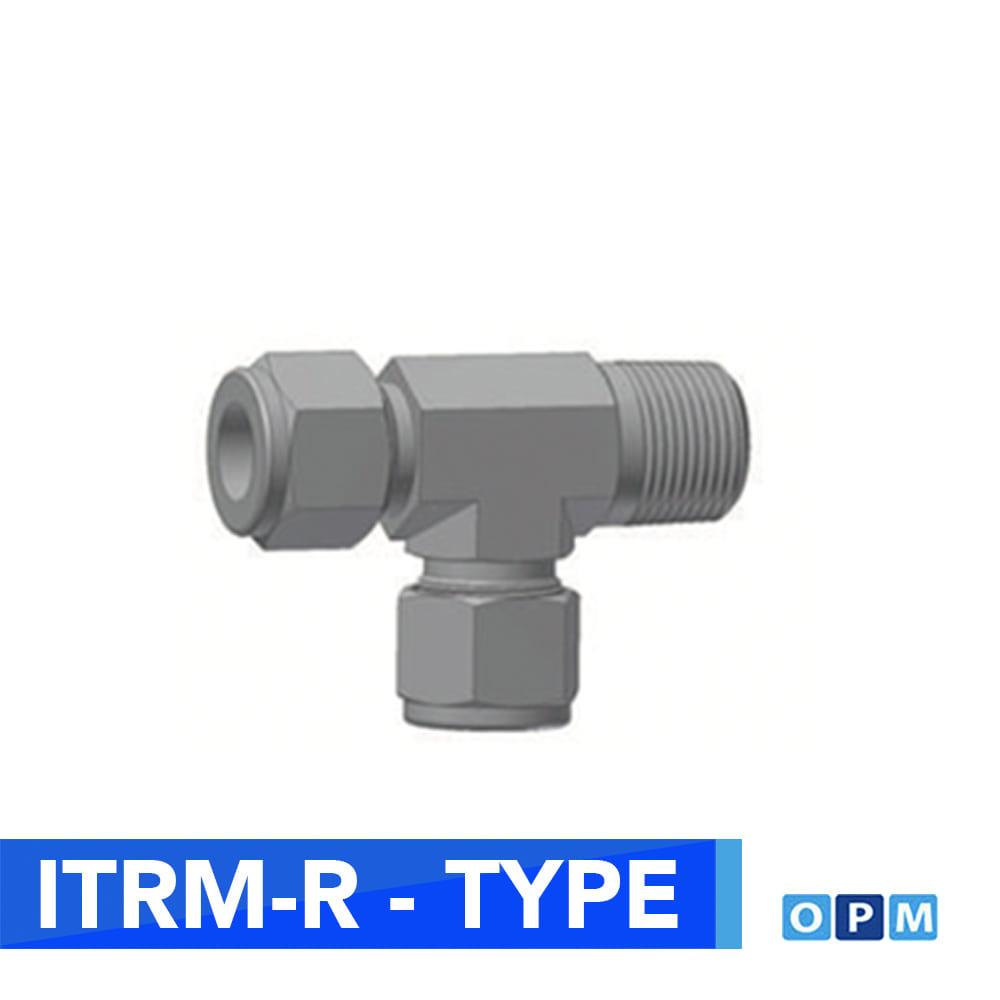 스텐 락카플러 316 ITRM-R 16-16