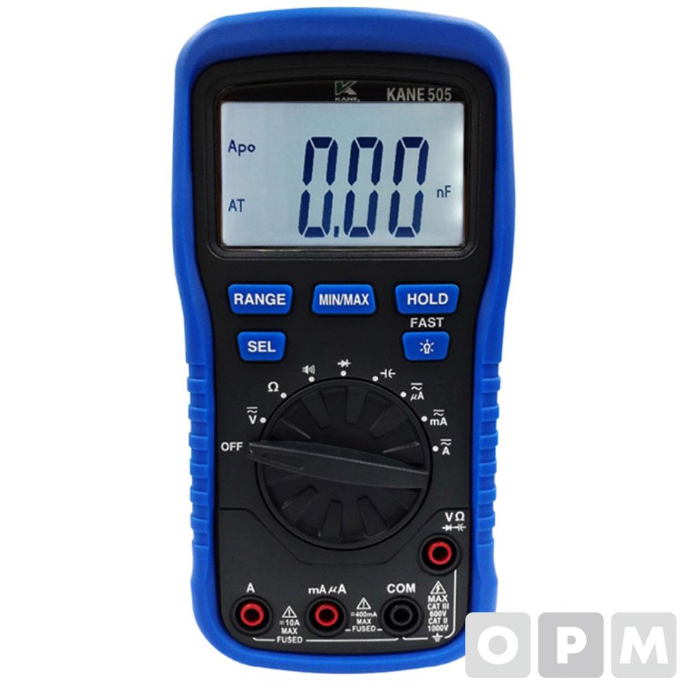 멀티테스트기(디지털) AC/DC1000V/10A