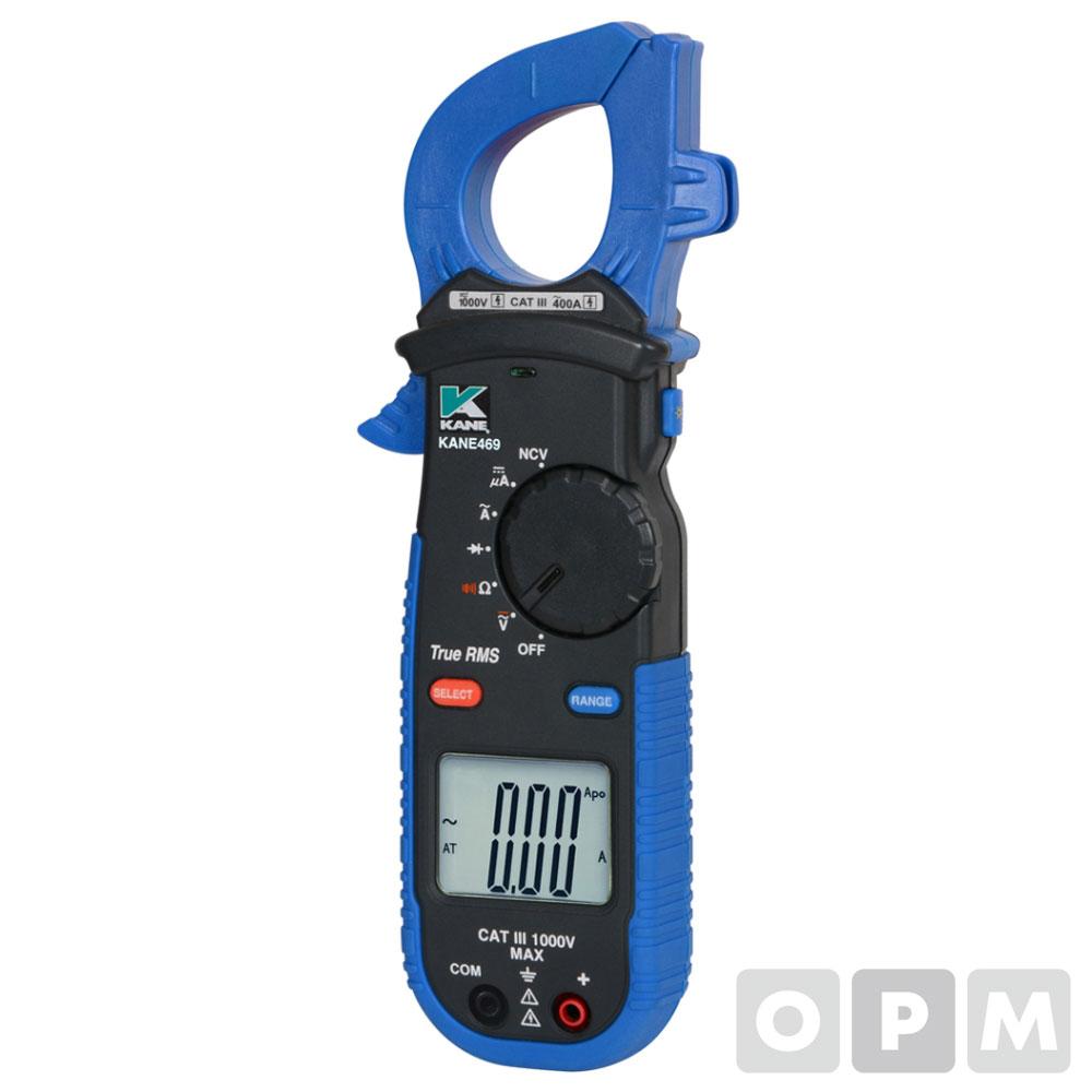 클램프미터(디지털)TRMS AC750V/DC 600V /AC400A
