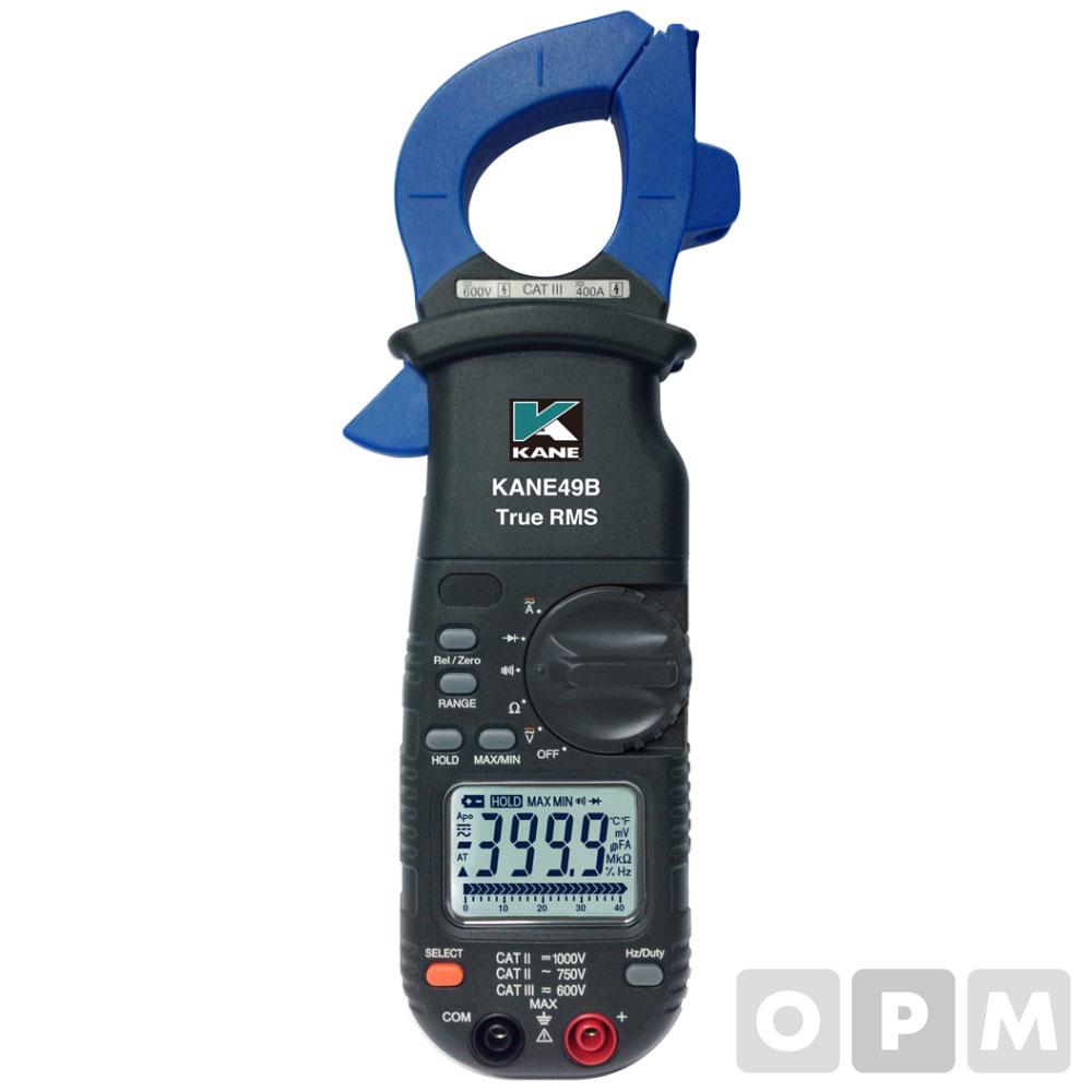 클램프미터(디지털)TRMS AC750V/DC 1000V /AC400A
