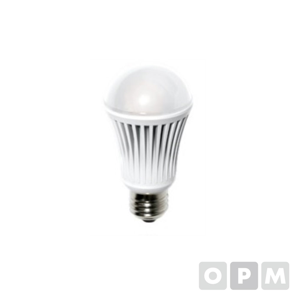 LED/전구형램프(벌브) 14W, KC, Φ80x150mm, (주광색)