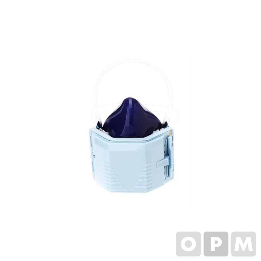 방진1급마스크(면체)필터제외 DM-27N