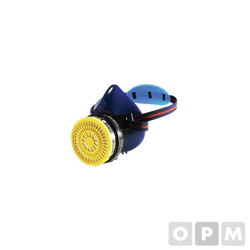 방독마스크(면체)정화통제외 DM-24(S)