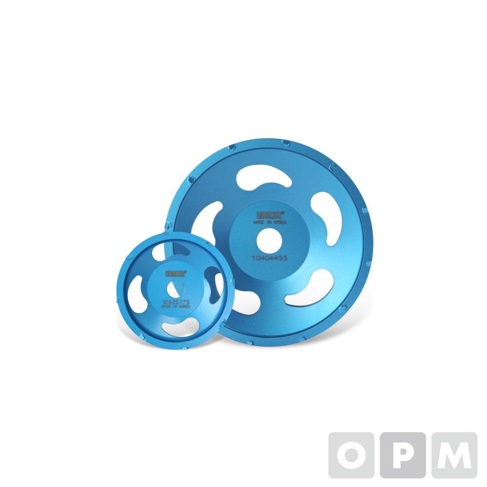 PCD컵 (얇은 에폭시/우레탄 도막제거용 4P (라운드)