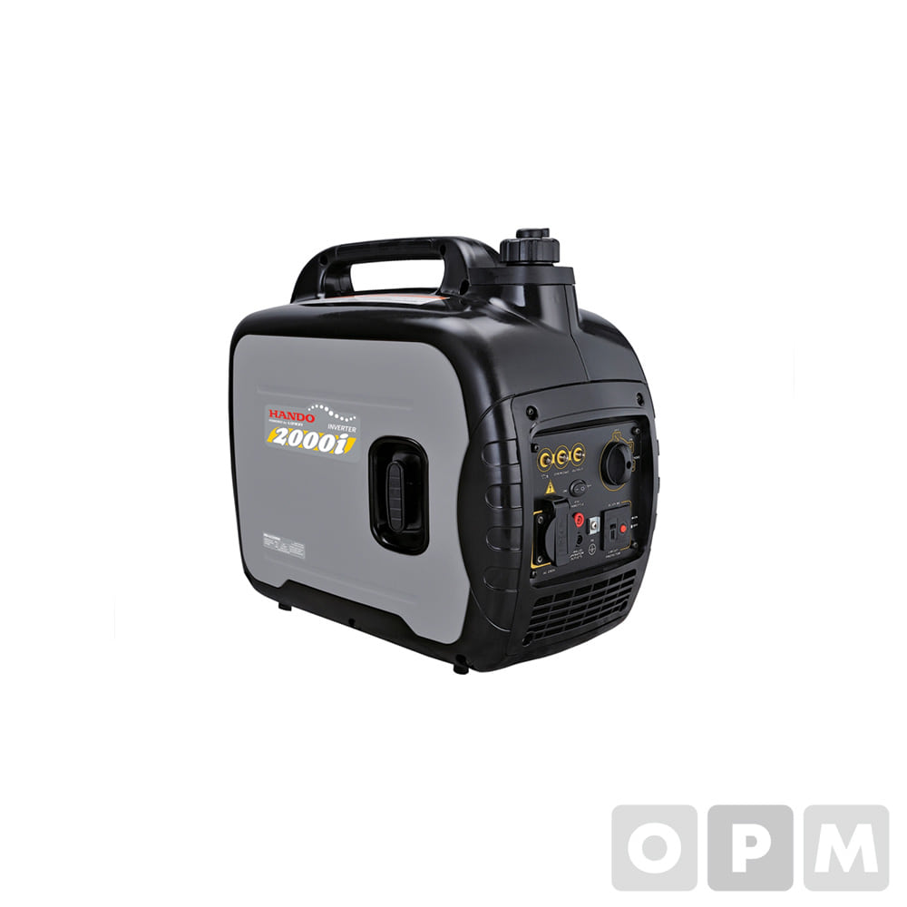 HANDO 론신 인버터발전기 HD-LC2000i 1ea