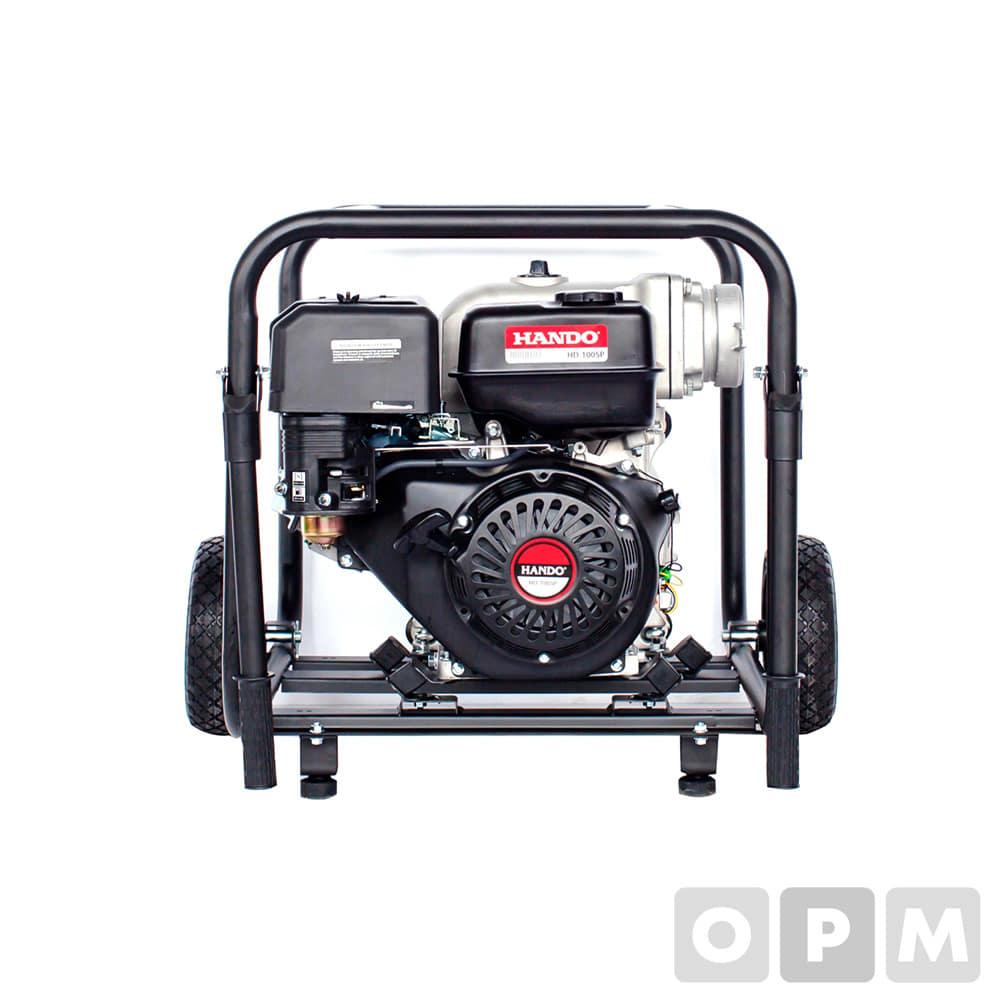 슬러리양수기(4인치) HD-100SP/ 100mm(4인치) 1000L