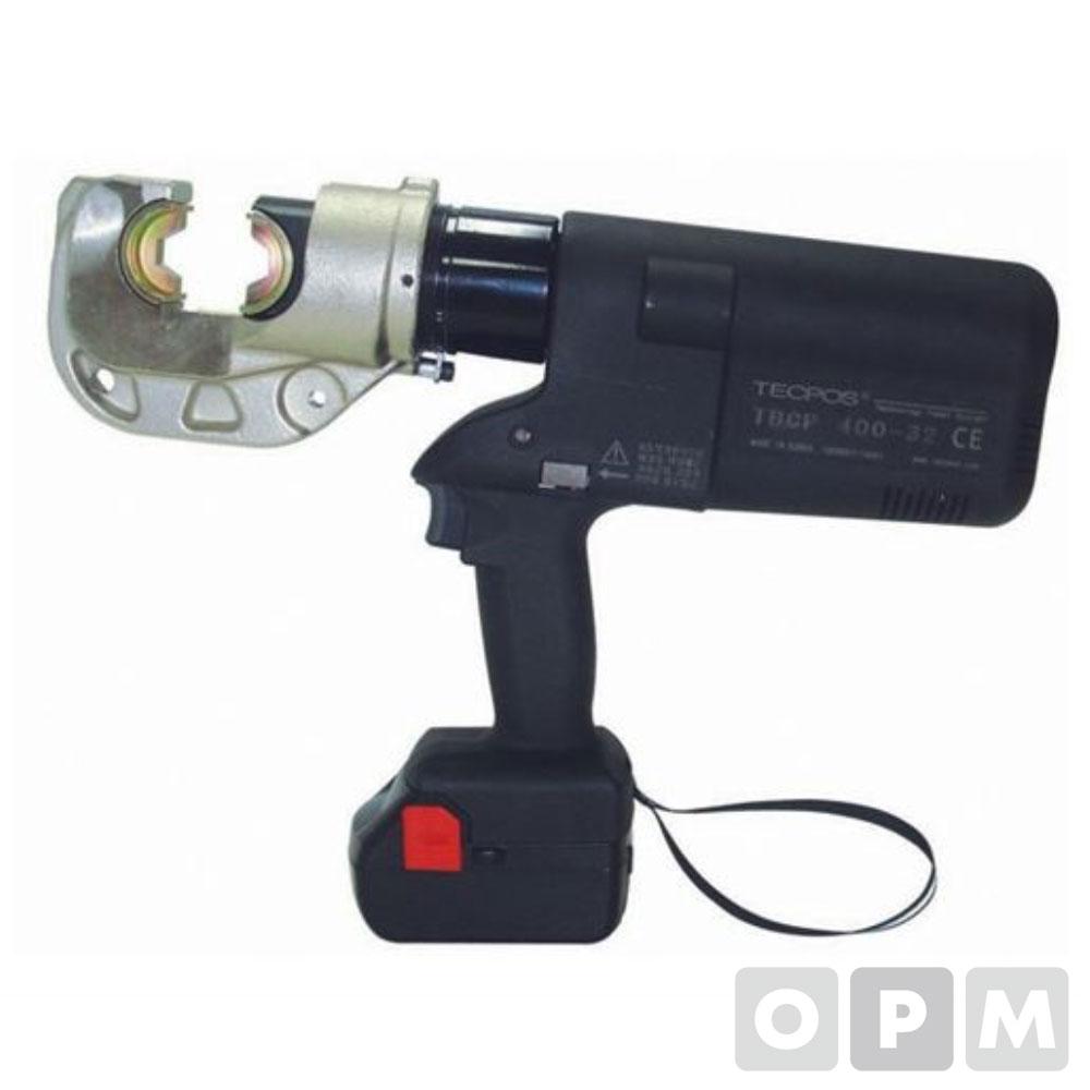 충전식 유압 압착기 TBCP-400-32