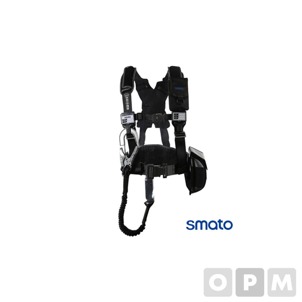 스마토 상체식 안전벨트 DMS-하네스C 안전그네 벨트
