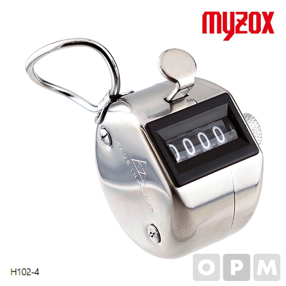 마이족스 핸디카운터 H102-4 스테인레스 카운터