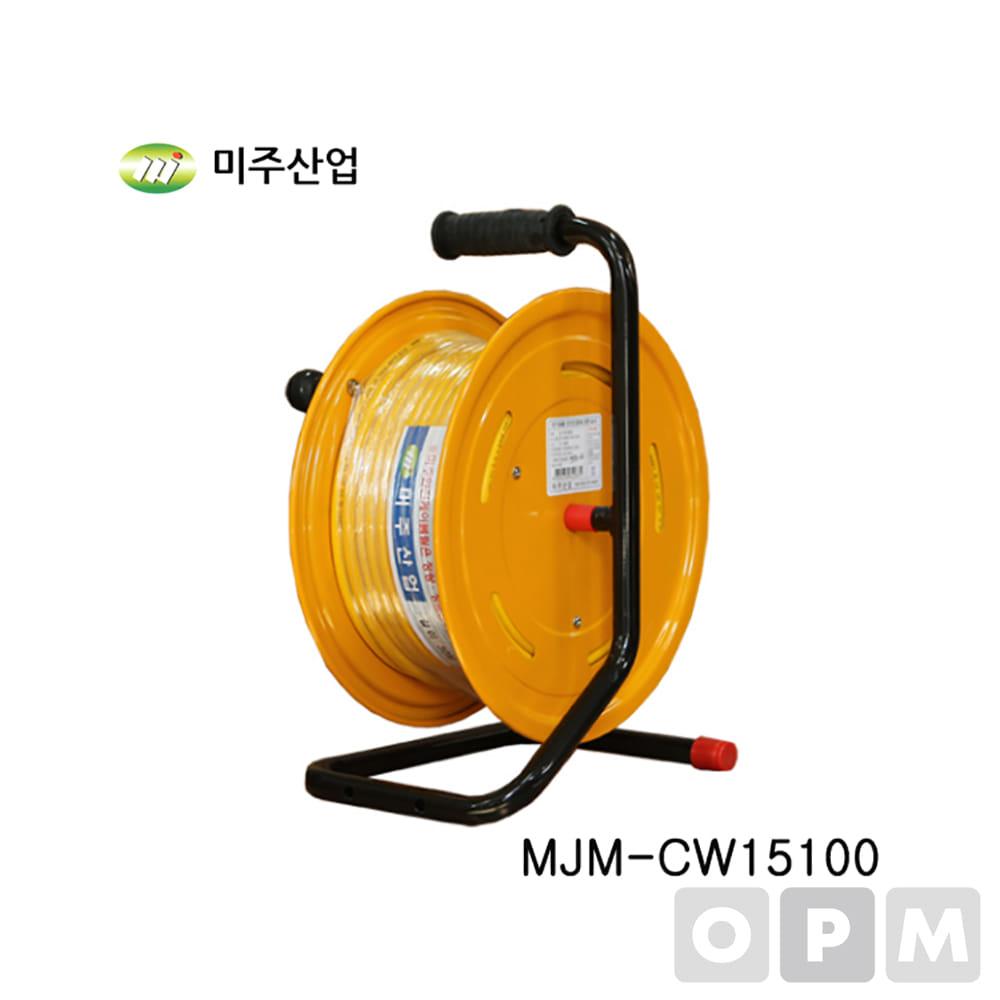 미주 전선릴 MJM-CW15100 개별방우형 방우형전선릴