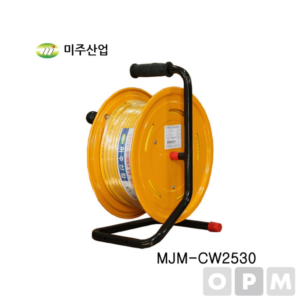 미주 전선릴 MJM-CW2530 개별방우형 방우형전선릴