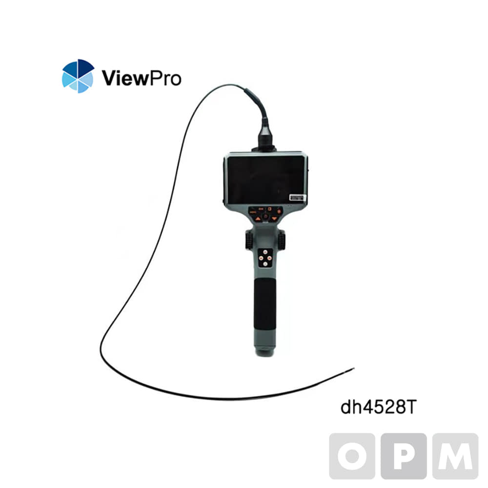 ViewPro 내시경카메라 dh4528T 산업용 내시경 카메라