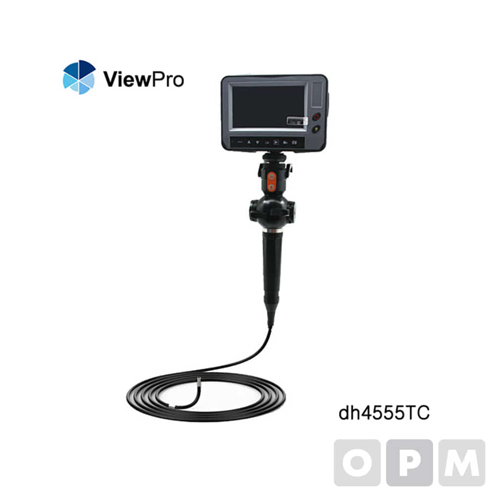ViewPro 내시경카메라 dh4555TC 산업용 내시경 카메라