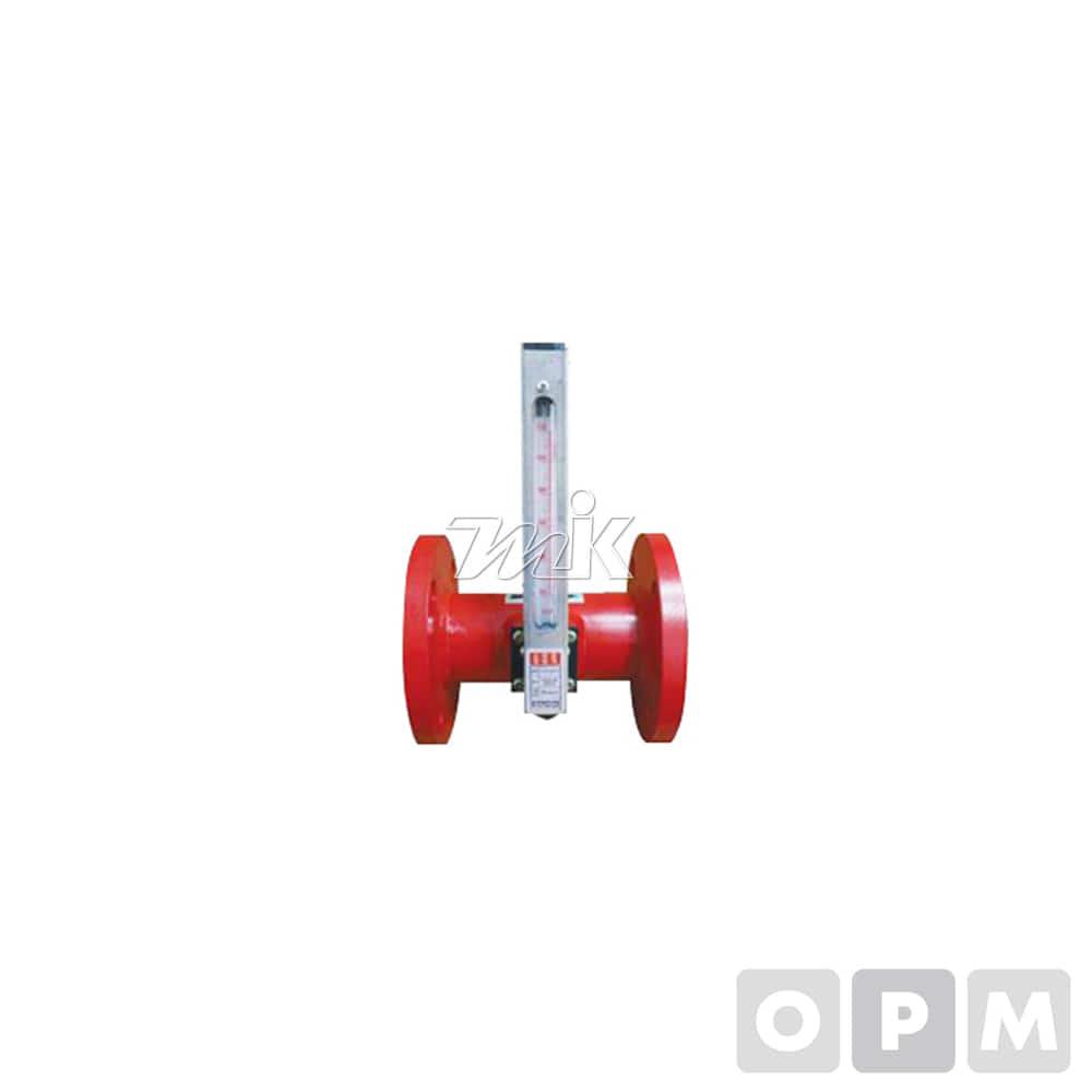 소방후로셀유량계(후렌지식20K) 125A