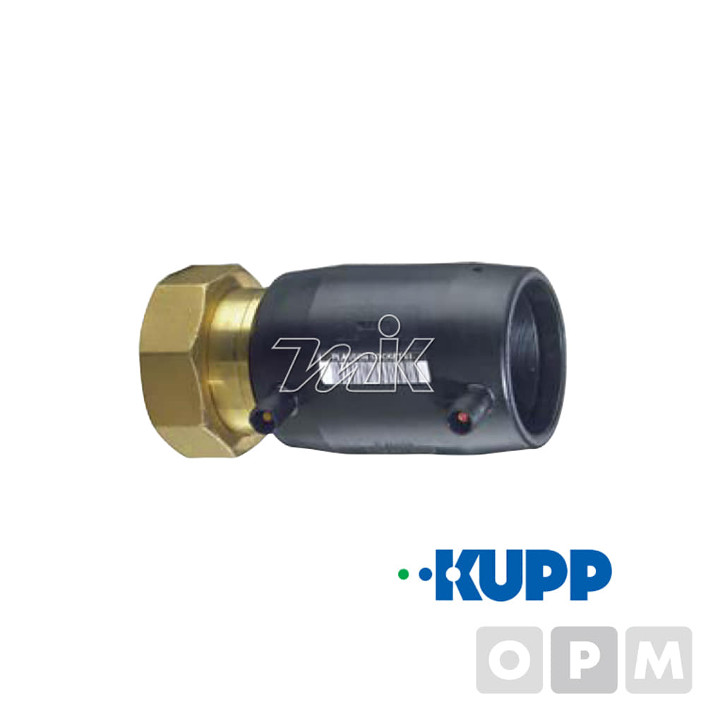 PE전기융착(ISO)-F밸브소켓 63*50A(2″)