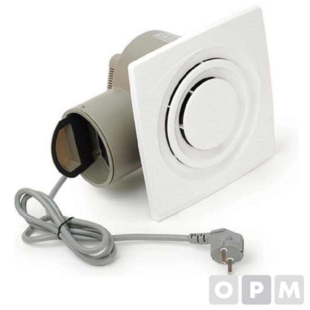 DSF-NTD(플러스) 도스코 욕실용 저소음 고풍량 환풍기