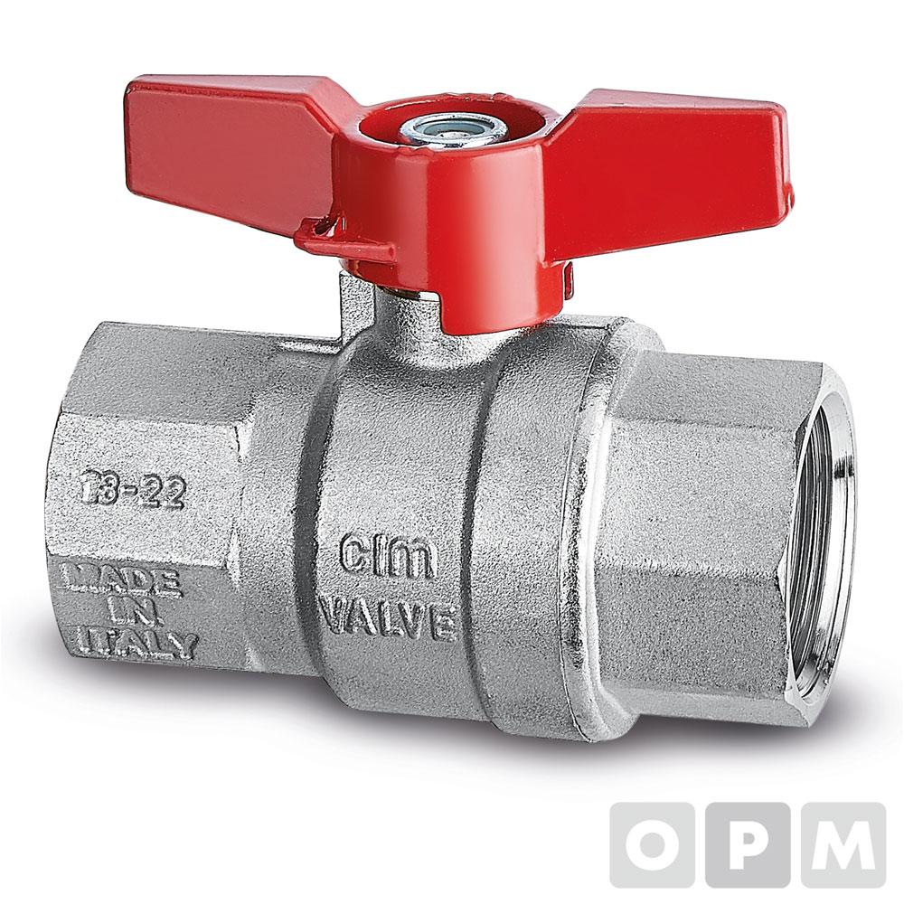 이태리 침베리오 고온 고압 풀보아 나비 밸브 cim 316 (20A)