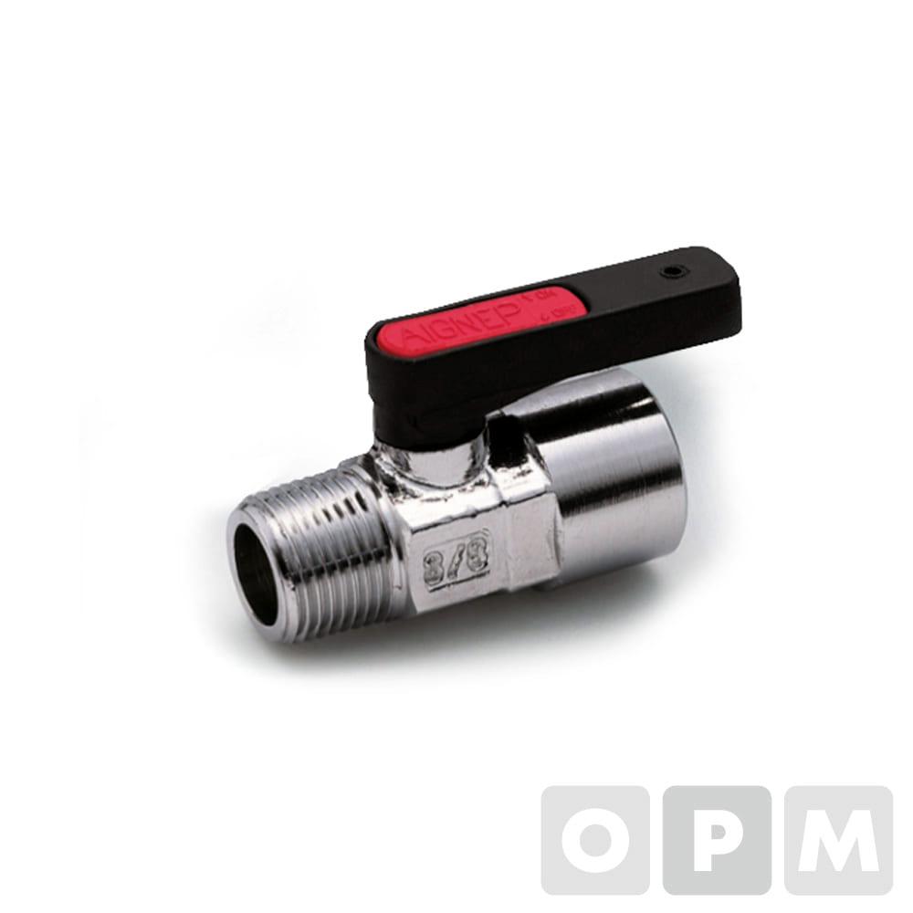 이태리 고급 아이그냅 암수 밸브 6A(암수)