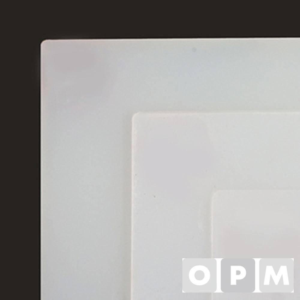 OPM 실리콘 고무판 300mmx300mmx10T