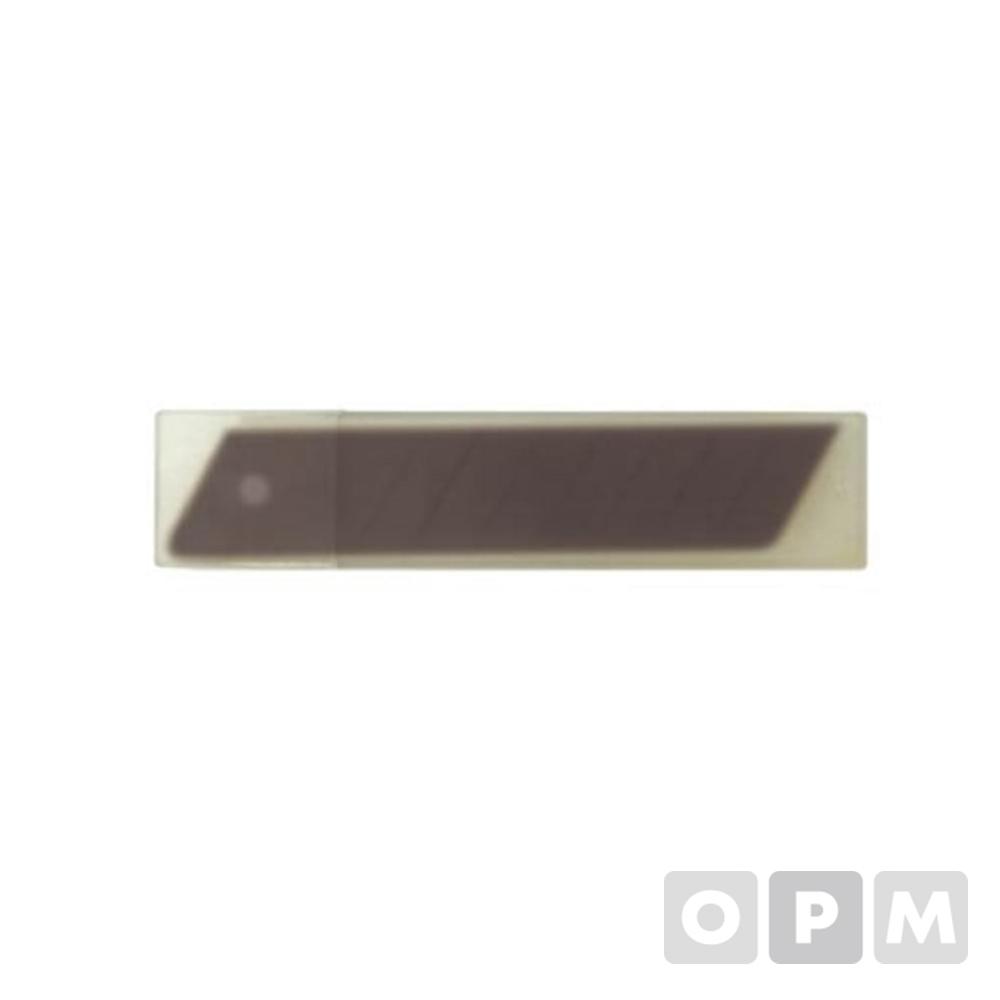 프리미엄블랙커터날 BB18 대형 100x18mm 5개입 1EA