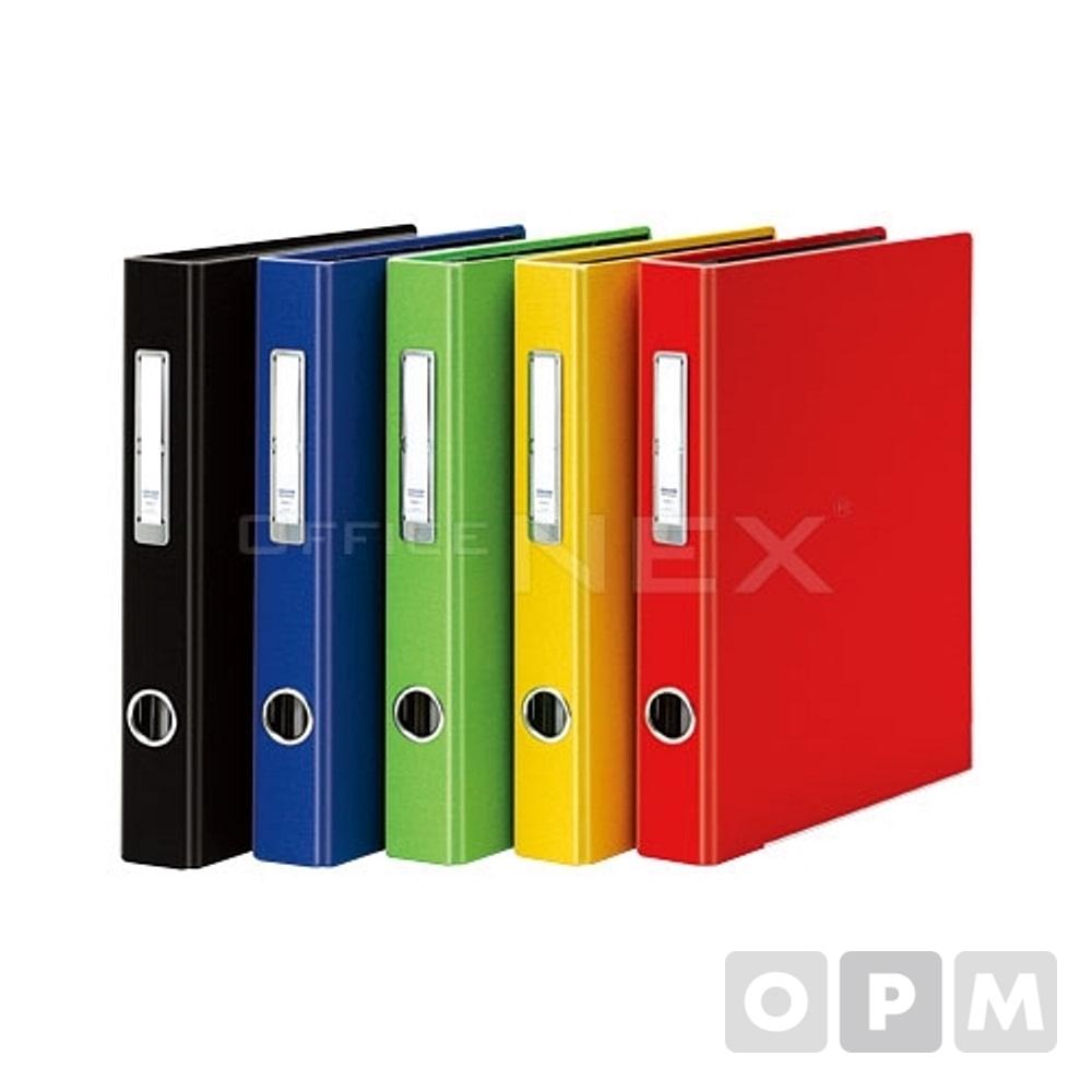 3공D링컬러웹바인더B968-73cm노랑 A4 두께:3cm 노랑