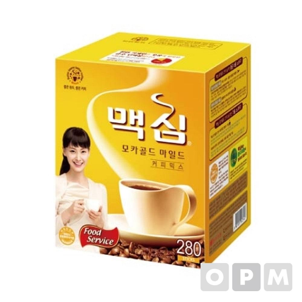 맥심 모카골드 커피믹스(12gx280T/동서식품)