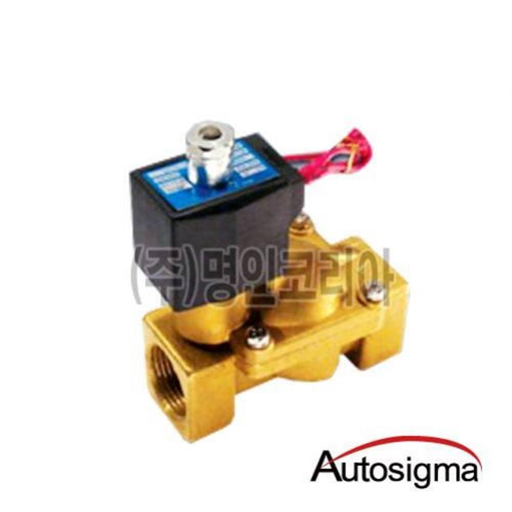 솔 밸브-물용(열림)HPWO-2190 50A(DC24V)