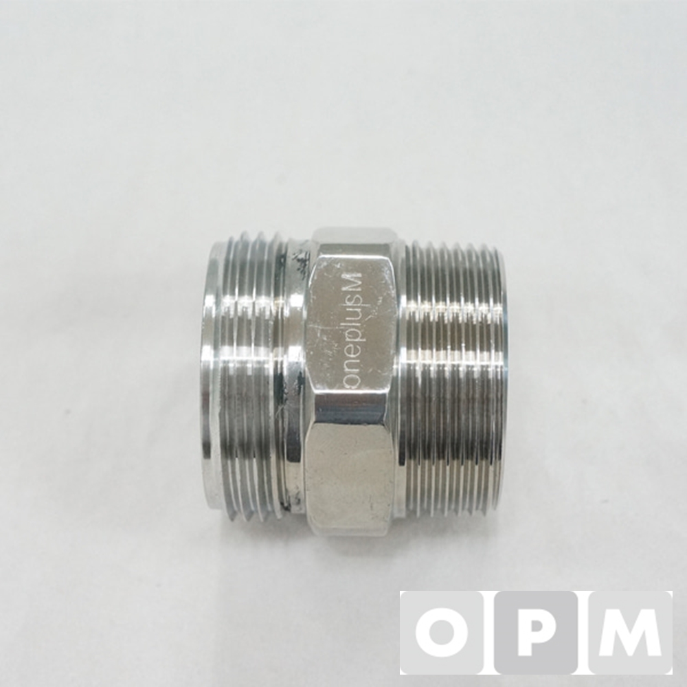 OPM 스텐 소방 니플 40A SUS-E