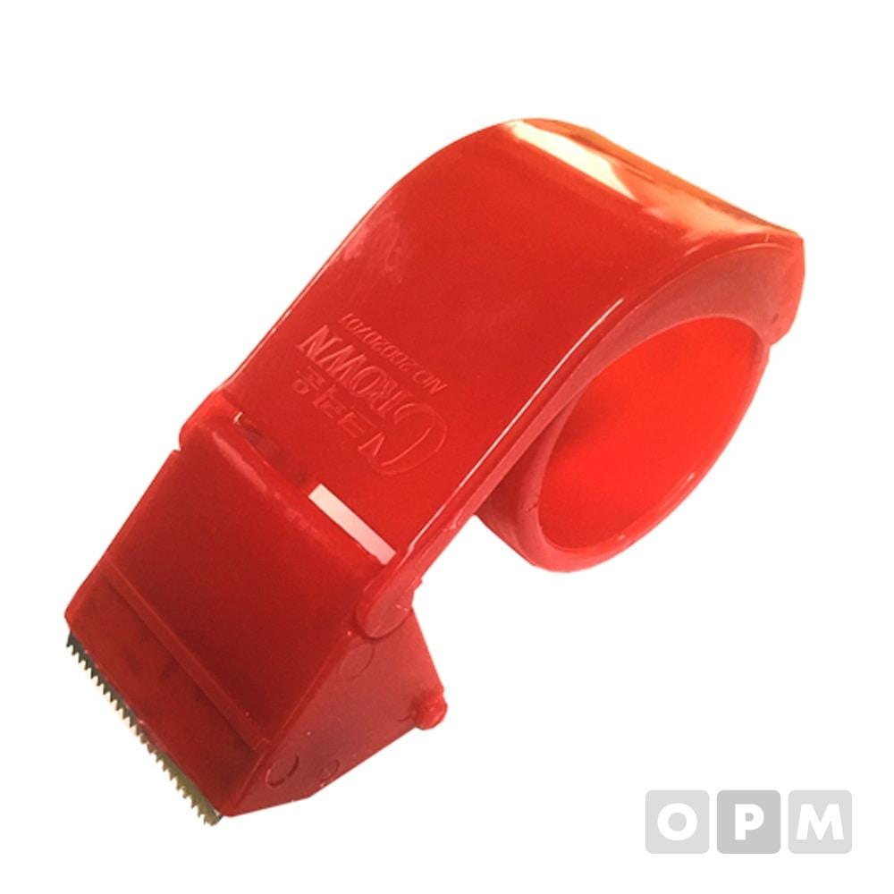 플라스틱 커터기 일반형 적색 50(EA)