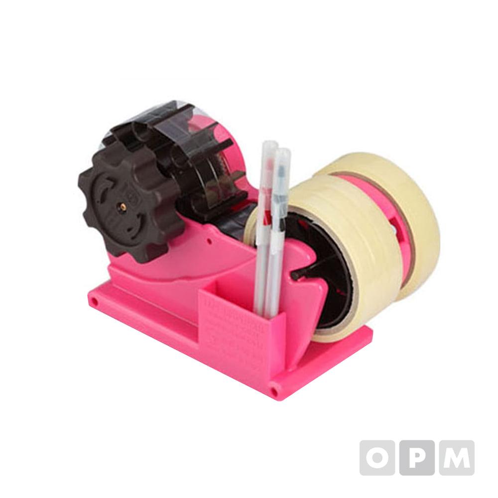 물레방아 커터기 파트너/ 핑크색38mm 25(EA)