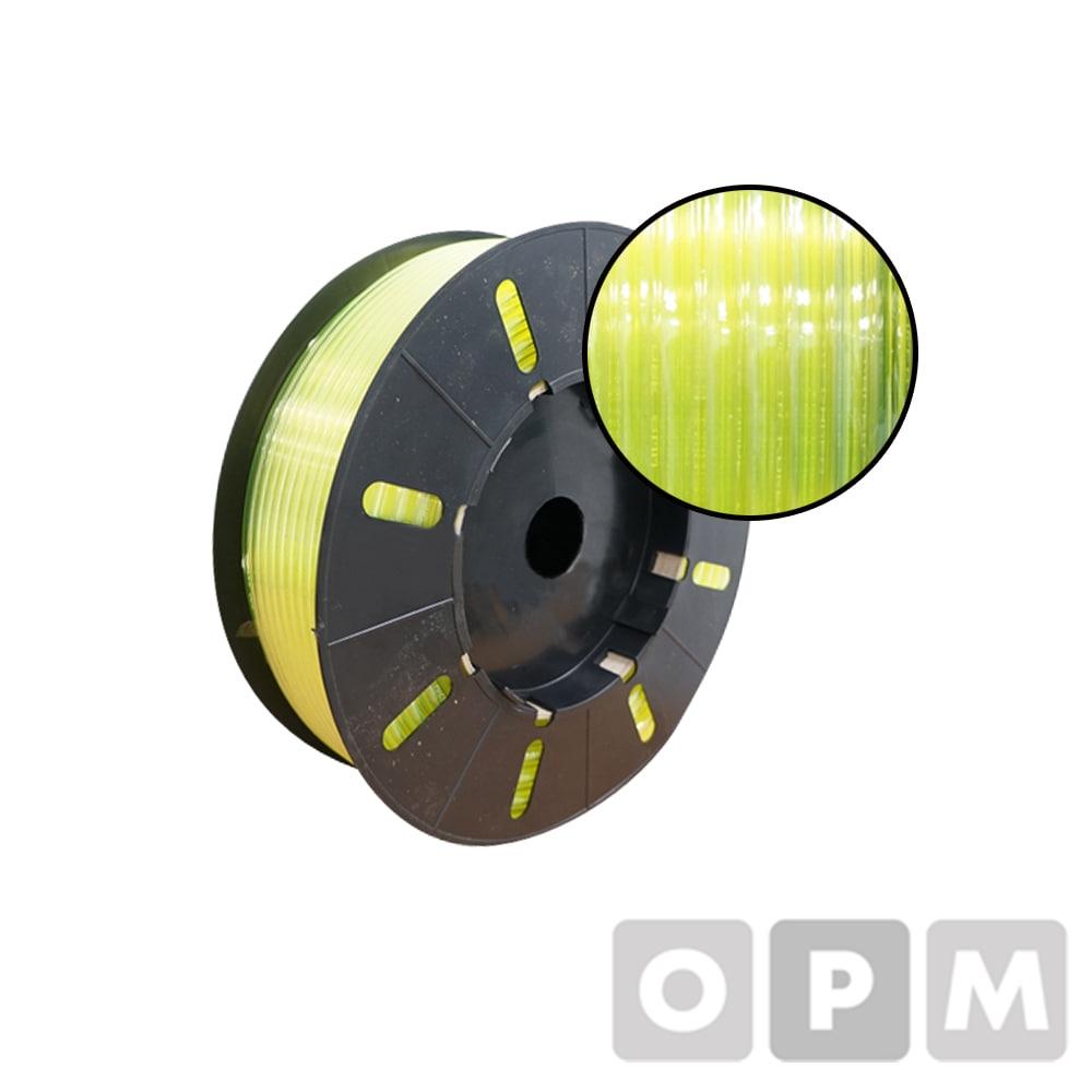 남강 형광연질우레탄호스(1롤) 8mmx5x100M(1롤)