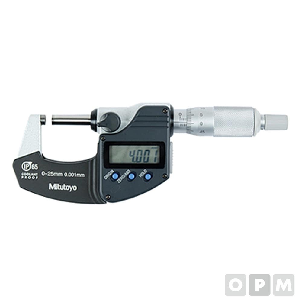 디지털외경마이크로미터 25-50MM/0.001 1EA