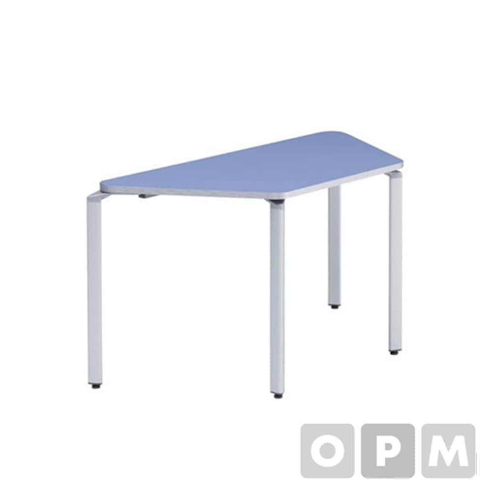 UCR014A 사다리꼴 다목적 학습 테이블 PL