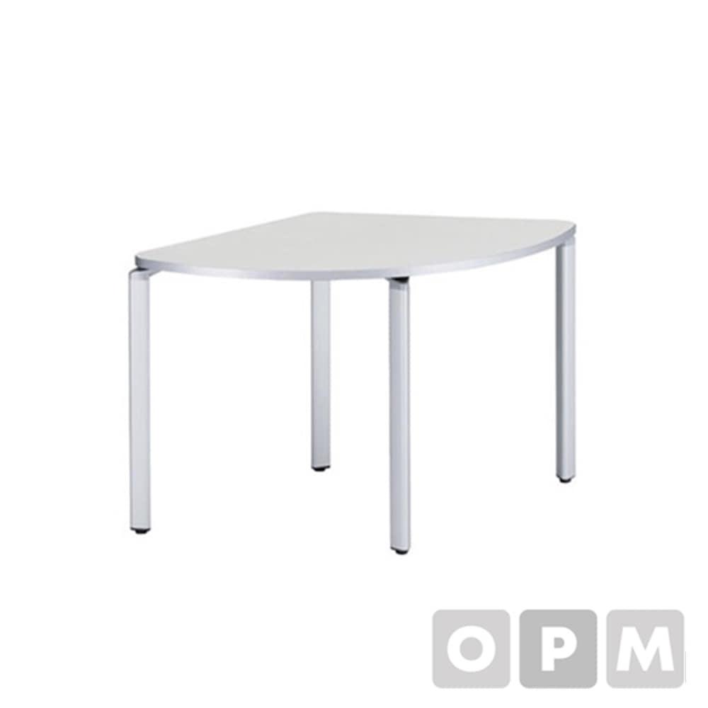 UCR010A 1/3원형 다목적 학습 테이블 PL