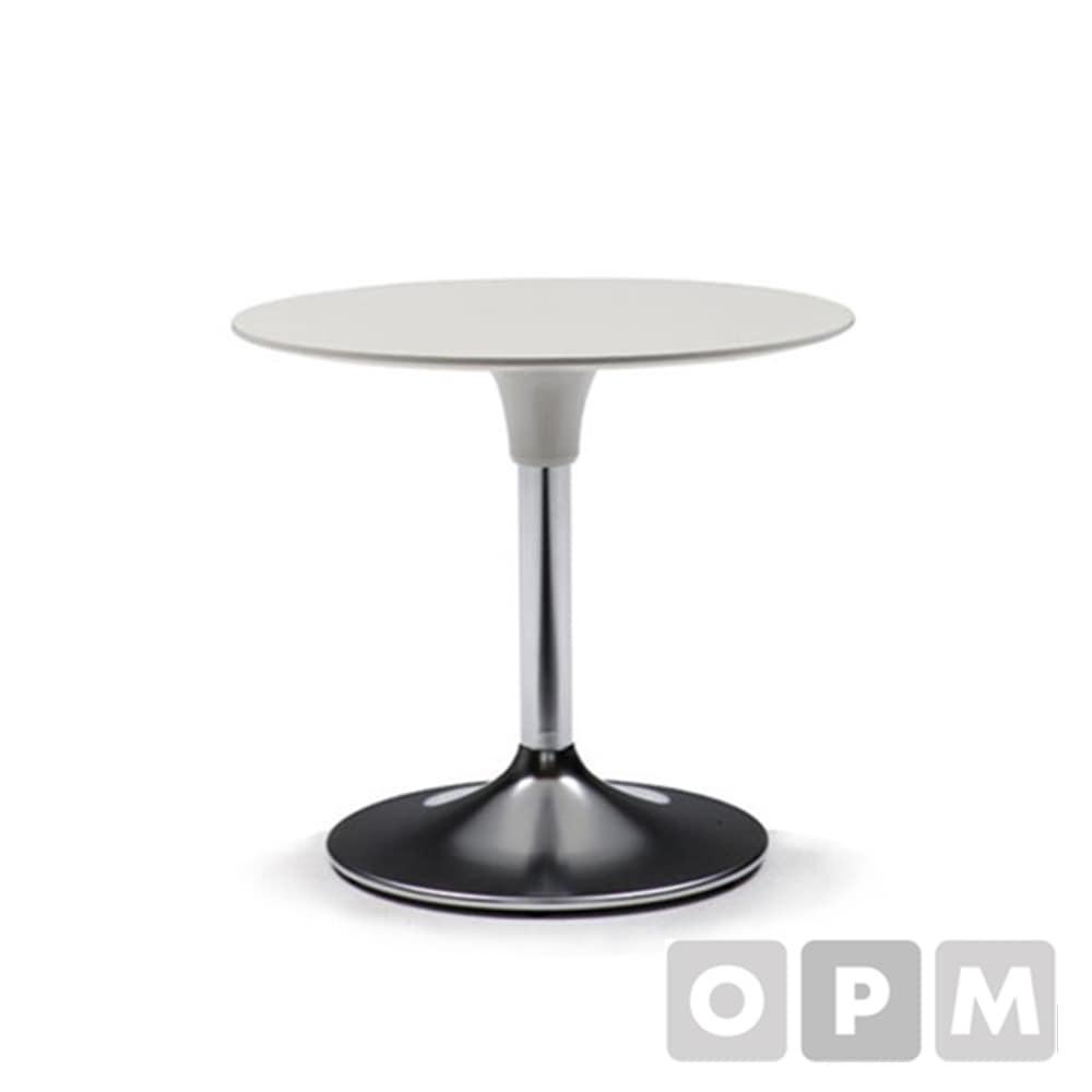 원형 목재 소파 테이블 CL807H Ø700x1050:WW