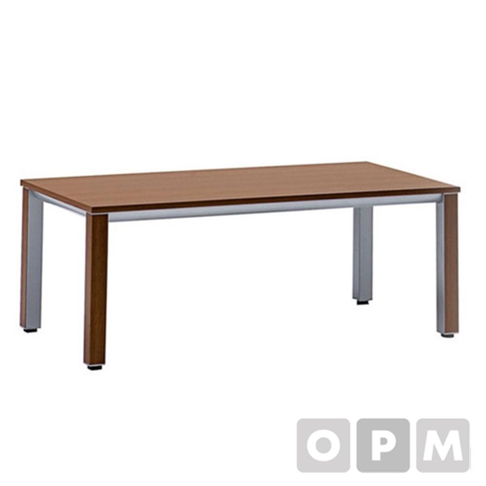 [퍼시스 CL210]무늬목 소파 테이블 CL210 W1600xD600xH450:UM/ 라미네이트